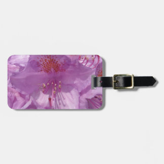 Flor de Violett Etiquetas Maleta