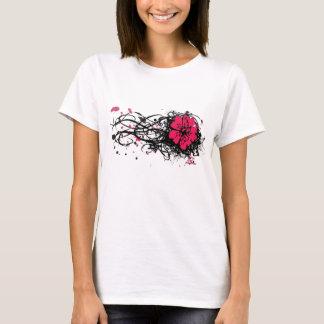 Flor del Grunge de Koana Camiseta