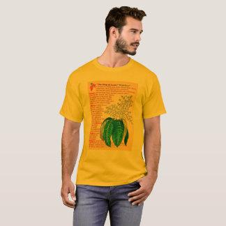 Flor del mango camiseta