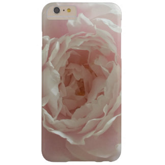 Flor del Peony Funda Barely There iPhone 6 Plus