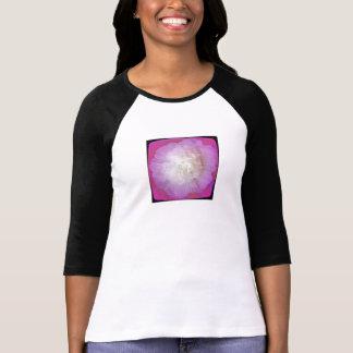 Flor doméstica camisetas