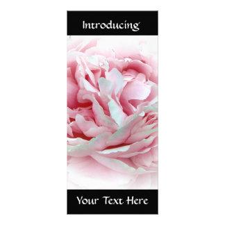 Flor en colores pastel lonas publicitarias