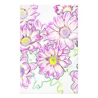 Flor Folleto 14 X 21,6 Cm