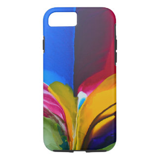 Flor Funda iPhone 7