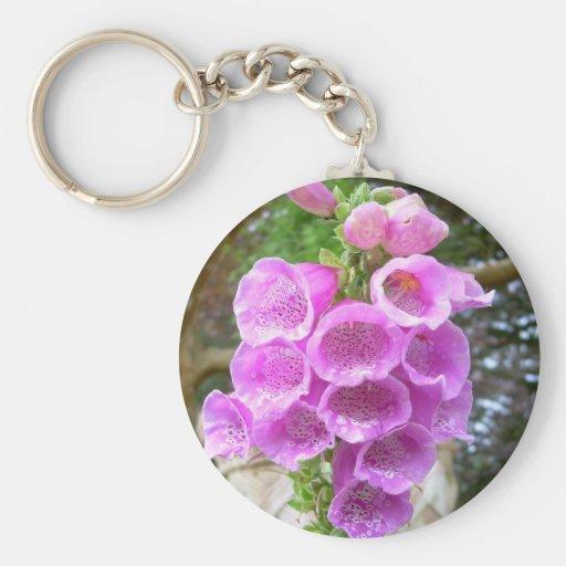 Flor Llavero Personalizado