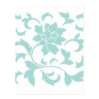 Flor oriental - lapa Shell Postal