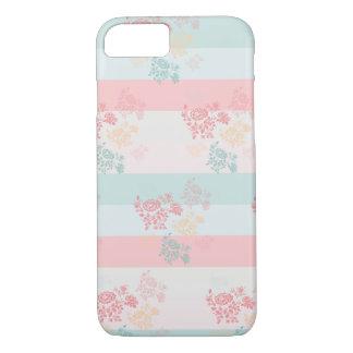 Flor por la camisa a diseñar funda iPhone 7