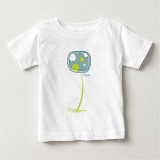 Flor por Sorbert Camiseta De Bebé