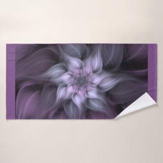 Flor púrpura del fractal