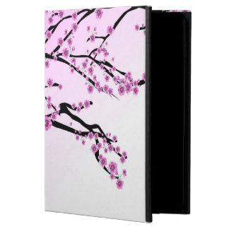 Flor púrpura Sakura de la cereza