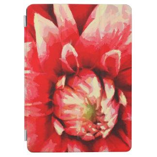 Flor roja grande cover de iPad air