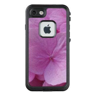 Flor rosada FRĒ® del Hydrangea para el iPhone 7 de