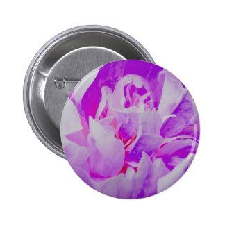 Flor violeta pins