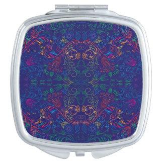 Floradore - azul espejos de viaje