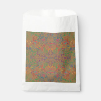 Floradore - moreno bolsa de papel