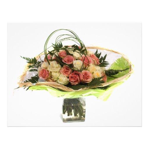 floral tarjetones