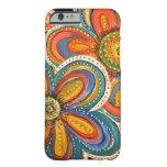 floral multicolor de IMG_2462.jpg Funda De iPhone 6 Barely There