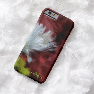 Floral: Personalizado: Caso Funda Para iPhone 6 Barely There