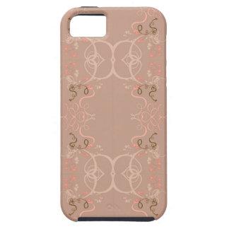Floral rosa iPhone 5 Case-Mate carcasa