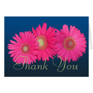 Florales elegantes de la foto colorida rosada de tarjeta pequeña