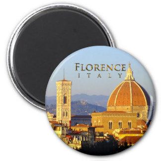 Florencia - Santa María del Fiore Imán Redondo 5 Cm