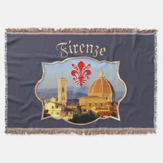 Florencia - Santa María del Fiore Manta Tejida