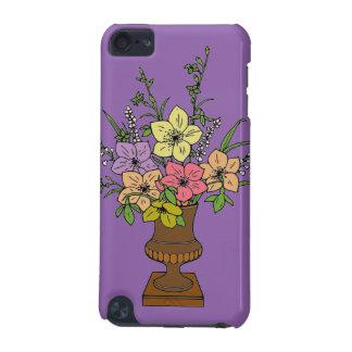 Flores 1 carcasa para iPod touch 5G
