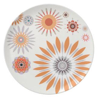 Flores 33 plato