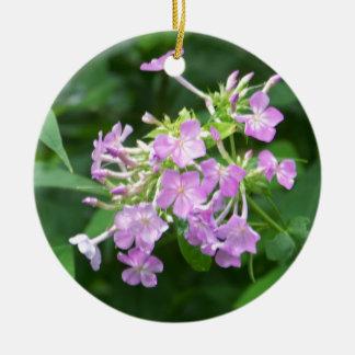 Flores ahumadas de la montaña ornamentos de reyes magos