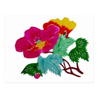 Flores Asia Postal