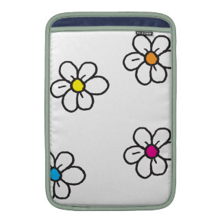 Flores bonitas funda para MacBook