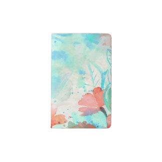 Flores Cuaderno - Formato de bolsillo Cuaderno De Bolsillo Moleskine