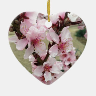 Flores de cerezo ornamentos de reyes magos
