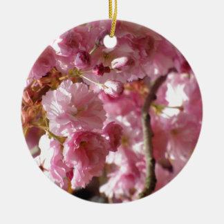Flores de cerezo ornamente de reyes