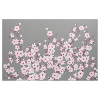 Flores de cerezo florales telas