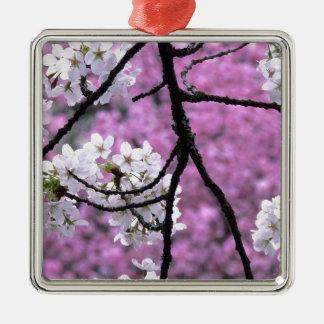 Flores de cerezo japonesas ornaments para arbol de navidad