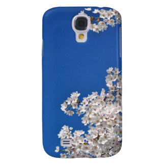 Flores de cerezo japonesas funda samsung s4