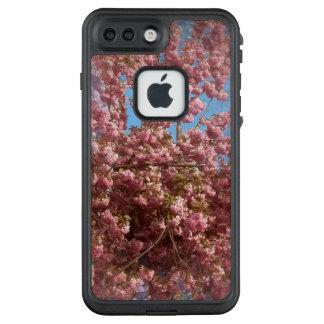 Flores de cerezo Photog en la cubierta del iPhone