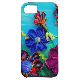 Flores de la diversión iPhone 5 carcasas