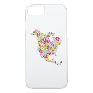 Flores de los E.E.U.U. Funda iPhone 7