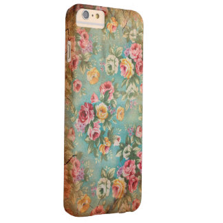Flores de los rosas funda barely there iPhone 6 plus