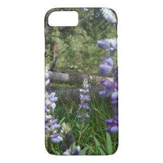 Flores de Montana - Lupine de la montaña Funda iPhone 7