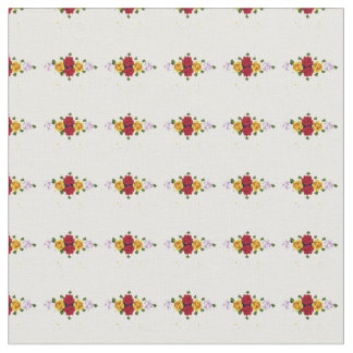Flores del canal de la tela de la NOTA Noproblem