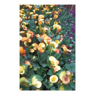 Flores del jardín Las Vegas los E.E.U.U. de la Papelería