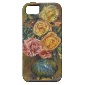 Flores en un florero funda para iPhone SE/5/5s