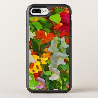 Flores florales del jardín funda OtterBox symmetry para iPhone 8 plus/7 plus