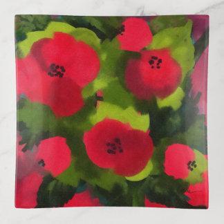 Flores hermosas pintadas de las amapolas el  