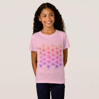 Flores mágicas del cuento de hadas del VERANO Camiseta
