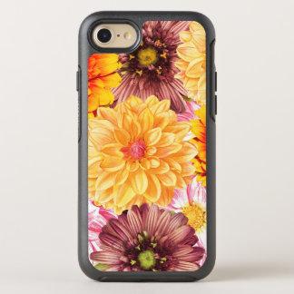 Flores preciosas funda OtterBox symmetry para iPhone 7