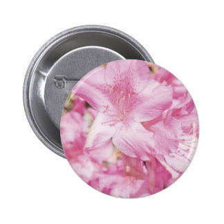 Flores rosadas pin